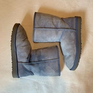 Grey Classic Short Ugg Boot